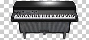 Rhodes Piano Arturia Yamaha DX7 Minimoog ARP 2600 PNG