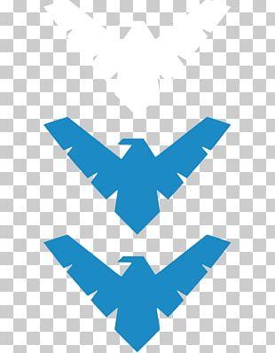 Nightwing Batman Logo Robin Symbol PNG