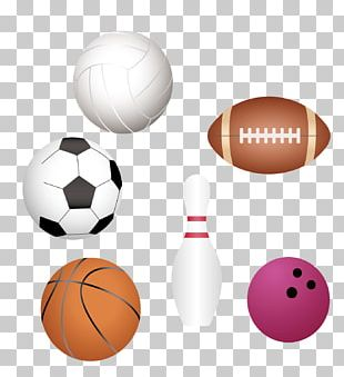 Ball Game Football Sports Equipment PNG