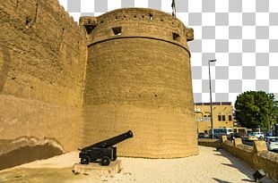 Dubai Fortification Icon PNG