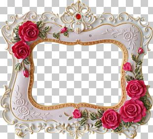 Wedding Invitation Frames Valentine's Day Rose PNG