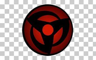 Logo Sharingan Naruto Font PNG