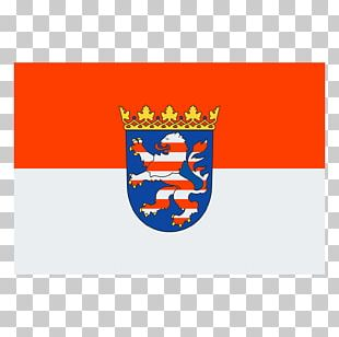 Flag Of Hesse Grand Duchy Of Hesse State Flag PNG