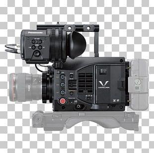 Panasonic Cinema VariCam LT 4K S35 Panasonic AU-EVA1 5.7K Super 35mm Cinema Camera Video Cameras 4K Resolution PNG