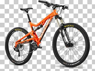 Santa Cruz Bicycles Mountain Bike Bicycle Frames Single Track PNG