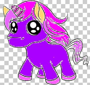Unicorn Legendary Creature Pony Horse PNG