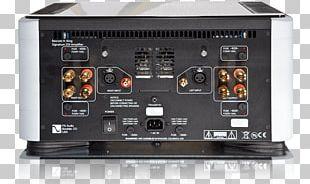Electronics Audio Power Amplifier Radio Receiver PS Audio PNG