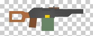 Unturned Weapon Light Machine Gun Firearm PNG