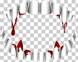 Vampire Fang Tooth PNG