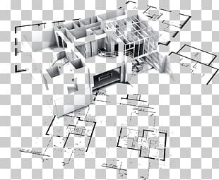 Architectural Drawing Architecture Plan Interior Design Services PNG
