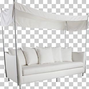 Couch Garden Furniture Daybed Chair PNG