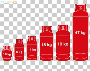 Gas Cylinder Liquefied Petroleum Gas Propane PNG