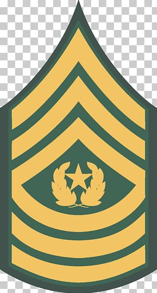 Sergeant Major Of The Army Military Rank Non-commissioned Officer PNG