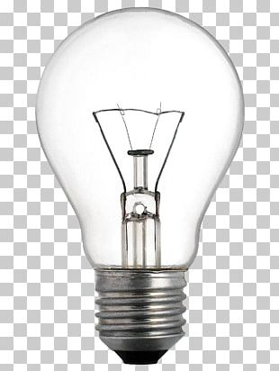 Incandescent Light Bulb Electric Light Lighting Compact Fluorescent Lamp PNG