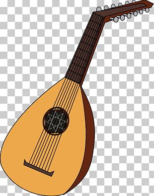 Ukulele Lute Musical Instrument PNG