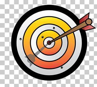 Arrow Bullseye Target Corporation PNG