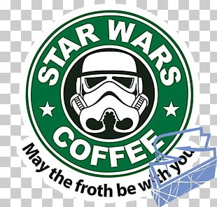 Organization Starbucks Stormtrooper Coffee Logo PNG
