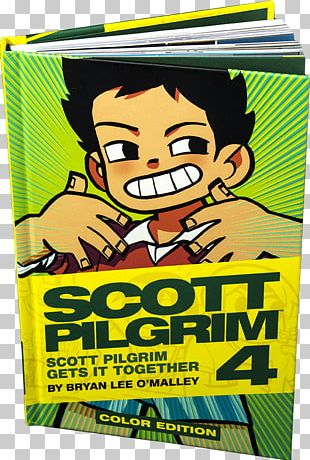 Scott Pilgrim Vol. 4: Scott Pilgrim Gets It Together Scott Pilgrim Vs. The World Wallace Wells Scott Pilgrim's Precious Little Life PNG