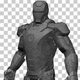 Iron Man Ultron 3D Computer Graphics 3D Modeling Character PNG