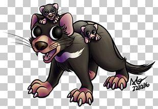 Tasmanian Devil Bear Drawing Devil Ark PNG