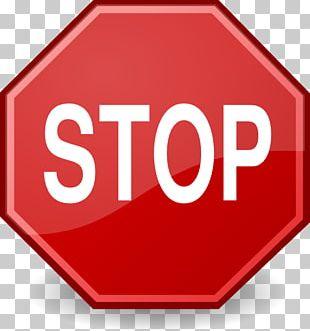 Symbol Signage Stop Sign Montcada PNG