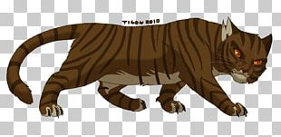 Cat Starlight Warriors Tigerstar Firestar PNG