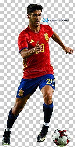 Marco Asensio Spain National Football Team Soccer Player Desktop PNG