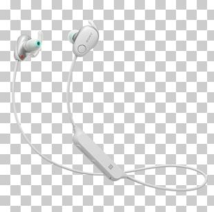 Noise-cancelling Headphones Sony WI-SP600N Bluetooth Sports Headphones In-ear Headset Active Noise Control Sony SP700N True Wireless Noise Canceling Sports Headphones PNG