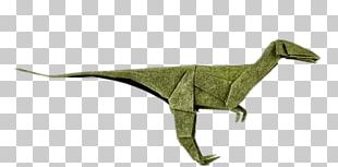 Origami Dinosaur PNG