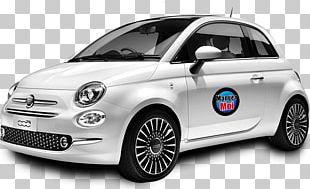 Car Fiat Automobiles Fiat 500 Chrysler Location Longue Durée PNG
