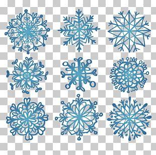 Snowflake Drawing Christmas Illustration PNG