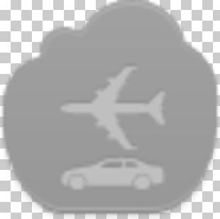 Airplane Computer Font PNG