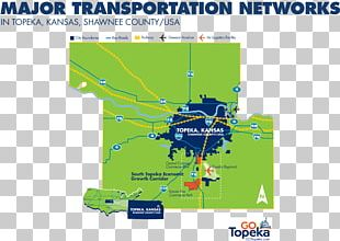Map Wiring Diagram Topeka City PNG