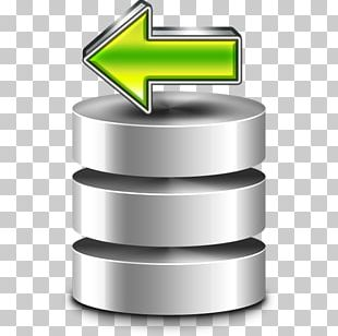 Backup Database Icon PNG