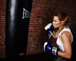 Boxing Training Punch Too Pretty Brand Prime Time Boxing PNG