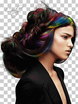 Cosmetologist Human Hair Color Hairstyle PNG