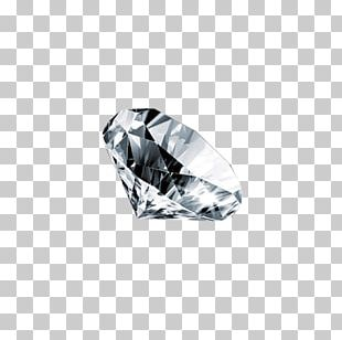 Diamond Gemstone Crystal PNG