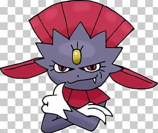 Weavile Drawing Pokémon Cartoon PNG
