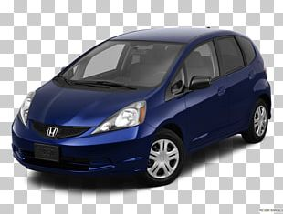 2012 Honda Fit Car 2018 Honda Fit LX 2018 Honda Fit Sport PNG