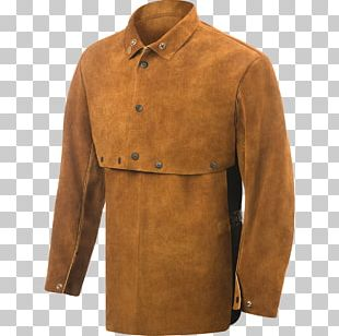 Clothing Sleeve Welding Cape Leather PNG