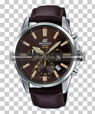 Casio Edifice Analog Watch Clock PNG