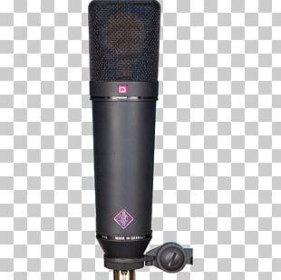 Microphone Neumann U 87 Ai Georg Neumann Recording Studio Neumann KM 184 PNG