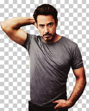 Robert Downey Jr. Iron Man YouTube Actor The Futurist PNG