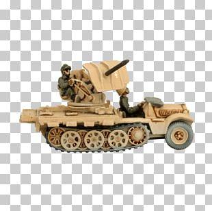 Churchill Tank Armored Car Sd.Kfz.10/4 Self-propelled Artillery PNG