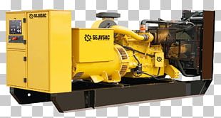 Electric Generator Caterpillar Inc. Electricity Generation Electrical Energy PNG