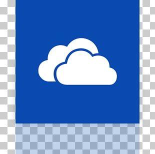 OneDrive Microsoft File Hosting Service Cloud Computing PNG