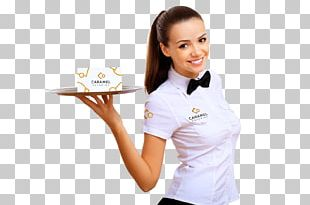 Waiter Stock Photography Tray Woman Female PNG