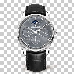 Jaeger-LeCoultre Master Ultra Thin Moon Jewellery Automatic Watch PNG