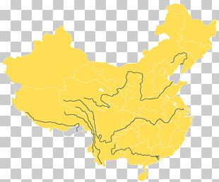 Geography Of China Chinese Wikipedia Map PNG