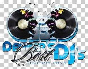 DJ Emir Santana Disc Jockey Graphic Design Logo PNG
